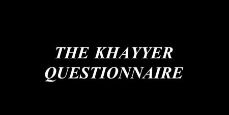 Khayyer Questionnaire